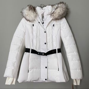 Michael Kors hood coat